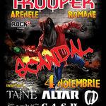 Trooper anunta invitatii din concertul de la Arenele Romane