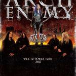 Arch Enemy si Jinjer in concert la Bucuresti: Program si Reguli de acces