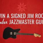 Jim Root de la Slipknot scoate la concurs o chitara