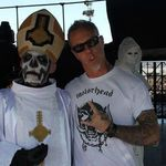 James Hetfield a fost vazut in public la un concert Ghost