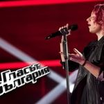 O concurenta a cantat 'Can You Feel My Heart' (BMTH) la The Voice Of Bulgaria