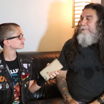 Tom Araya a stat de vorba cu Little Punk People