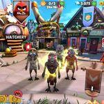 Eddie, mascota Maiden, va aparea in noul joc Angry Birds
