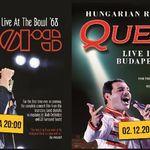 Rock Classics: concerte The Rolling Stones, KISS, The Doors si Queen in proiectie la Happy Cinema Bucuresti