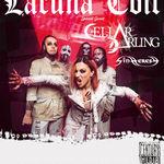 Mai avem o saptamana pana la concertul Lacuna Coil si Cellar Darling