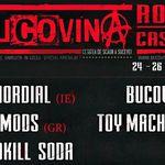 Detalii despre a doua scena Bucovina Rock Castle