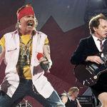 AC/DC va continua cu Axl Rose