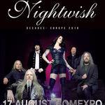 S-au pus in vanzare biletele pentru concertul Nightwish