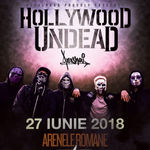 HOLLYWOOD UNDEAD la Bucuresti: Golden Circle Sold Out!