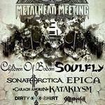 Modificare in programul Metalhead Meeting 2018