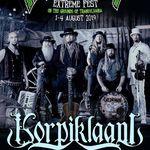 Candlemass vin la Rockstadt Extreme Fest
