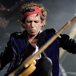 Keith Richards s-a lasat de baut