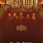 Genus Ordinis Dei vor deschide concertul Evergrey din Cluj - Napoca