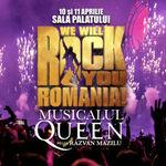 Primele informatii din interiorul productiei We Will Rock You Romania
