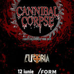 Cannibal Corpse la /Form Space: Program si Reguli de acces