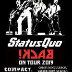 Concertul Status Quo a fost anulat