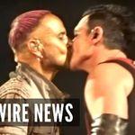Doi membri Rammstein s-au sarutat pe scena in Rusia