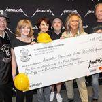 Povestea donatiei de 250.000 de euro a trupei Metallica