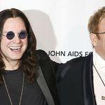 Ozzy va colabora cu Elton John