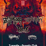 Poze Concert Suffocation si Belphegor