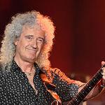 Brian May spitalizat dupa un accident in gradina