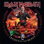 Iron Maiden au lansat o versiune live pentru 'Sign of the Cross'