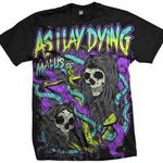 As I Lay Dying lanseaza un nou model de tricou