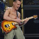 Eddie Van Halen s-a casatorit
