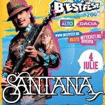 Santana canta diseara la BESTFEST 2009