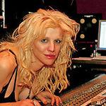Courtney Love prefera piesele cantate de femei
