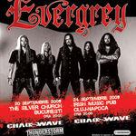 S-au pus in vanzare biletele pentru concertele Evergrey