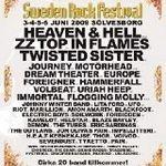Noi detalii legate de scandalul Sweden Rock Festival
