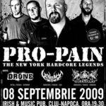 Ultimele detalii despre concertul Pro-Pain la Cluj-Napoca