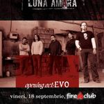 Luna Amara concerteaza vineri in Fire Club