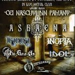 Ashaena lanseaza albumul de debut in Live Metal Club