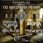 Ashaena lanseaza albumul de debut in Live Metal Club