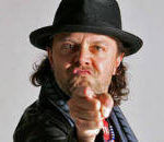 Lars Ulrich dispus sa joace in filme drept homosexual (video)