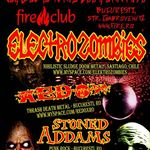 Electrozombies vor concerta pe 8 octombrie in Fire Club