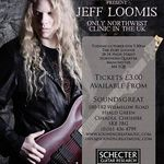 Jeff Loomis (Nevermore) calatoreste in Europa pentru demonstratii de chitara