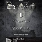 Bucovina, Truda si Ka Gaia An concerteaza in Live Metal Club
