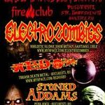 Electrozombies si Redox concerteaza diseara in Fire Club
