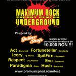Afla totul despre finala Maximum Rock - Suport Pentru Undeground