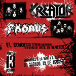 Haos la un concert Exodus in Venezuela (video)