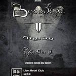 Au ramas cateva zile pana la concertul Bucovina si Truda din Live Metal Club