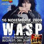 W.A.S.P. anunta un nou turneu