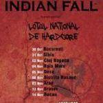 Turneul Indian Fall continua! Cluj Napoca in aceasta seara!
