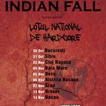 Indian Fall au ramas fara solist si anuleaza turneul