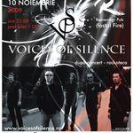 Voices Of Silence se pregatesc de concertul aniversar