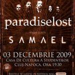 Ghost Brigade nu vor canta la concertul Paradise Lost din Cluj Napoca