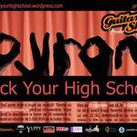Byron provoaca trupele de liceu la  concurs